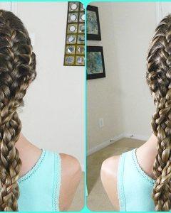 Triple Braid Hairstyles