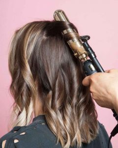 Long Layers For Messy Lob Hairstyles