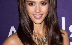 Long Hairstyles Jessica Alba