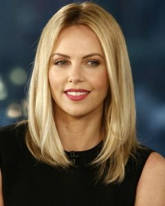 Charlize Theron Bob Hairstyles