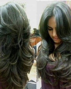 Long Hairstyles With Lots Of Layers