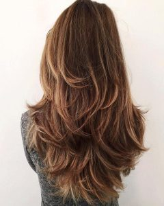Long Hairstyles Layers