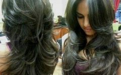 Long Hairstyles Lots of Layers