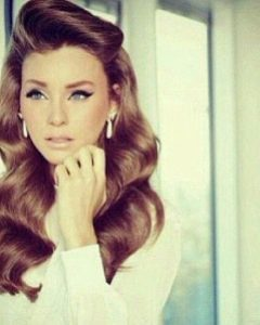 Vintage Hair Styles For Long Hair