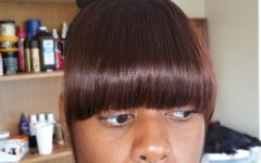 Sculpted And Constructed Black Ponytail Hairstyles