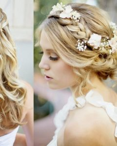 Wedding Hairstyles For Long Length Hair