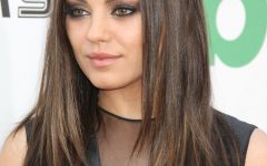 Black Medium Hairstyles for Long Faces