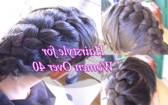 Braided Hairstyles For Women Over 40