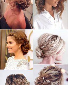 Bridal Medium Hairstyles