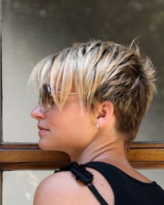Short Trendy Hairstyles For Women