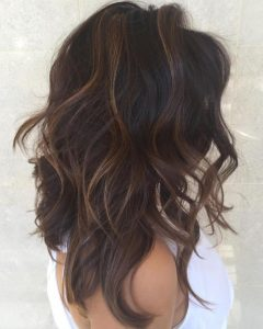 Long Shag Haircuts With Extreme Layers