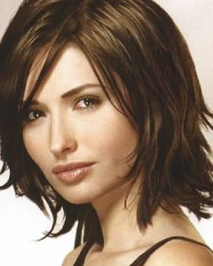 Medium Haircuts Styles For Women Over 40