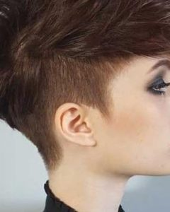 Trendy Short Hair Cuts