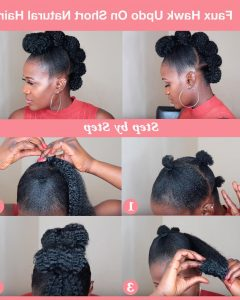Wedding Day Bliss Faux Hawk Hairstyles