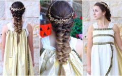 Braided Greek Hairstyles