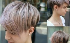 Funky Pixie Undercut Hairstyles