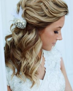 Wedding Hairstyles For Mid Length Fine Hair