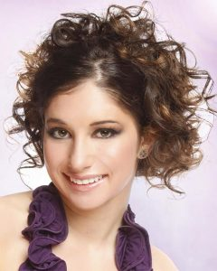 Casual Hairstyles For Long Curly Hair