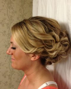 Wedding Updos For Thick Hair