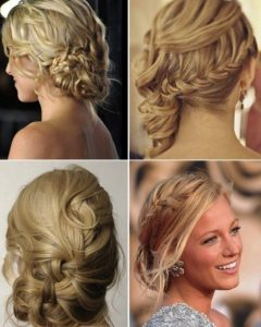 Side Bun Wedding Hairstyles