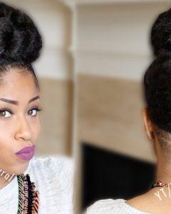 Women's Updo Hairstyles