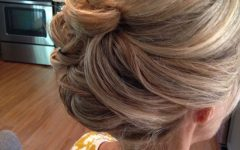 Blonde and Bubbly Hairstyles for Wedding