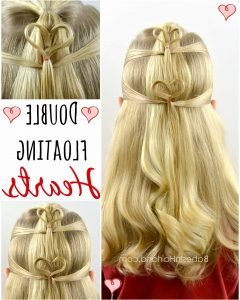 Double Floating Braid Hairstyles