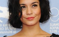 Vanessa Hudgens Short Haircuts