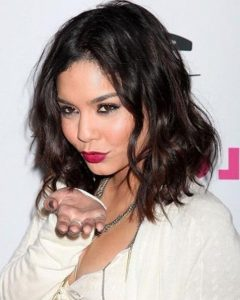 Vanessa Hudgens Short Hairstyles