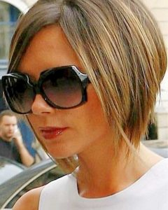 Victoria Beckham Medium Haircuts