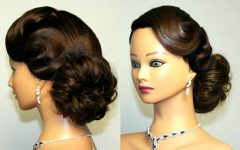 Easy Vintage Updo Hairstyles