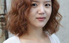 Short Wavy Asian Hairstyles