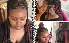 Queen Braided Hairstyles