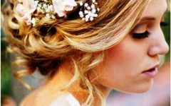 Medium Hairstyles For Brides