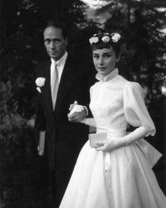 Audrey Hepburn Wedding Hairstyles