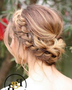 Wedding Hairstyles With Plaits