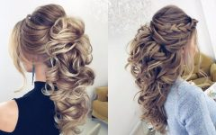 Wedding Hairstyles with Ombre