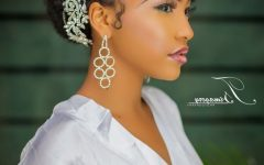 Ethiopian Wedding Hairstyles