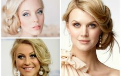 Wedding Hairstyles for Round Face