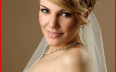 Wedding Hairstyles for Short Hair and Veil