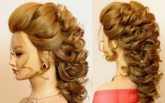 Prom Wedding Hairstyles for Long Medium Hair
