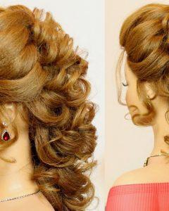 Prom Wedding Hairstyles For Long Medium Hair