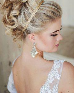 Modern Wedding Hairstyles For Bridesmaids