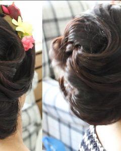 Wedding Juda Hairstyles