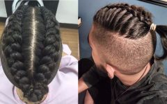 Braided Hairstyles for Mens