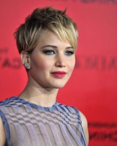 Celebrities Pixie Haircuts