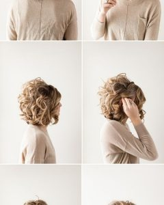 Easy Bridesmaid Hairstyles For Short Hair