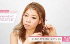 Korean Braided Hairstyles