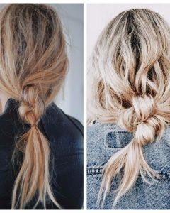 Loosely Braided Hairstyles