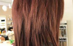 Sharp Razor Medium Shag Haircuts